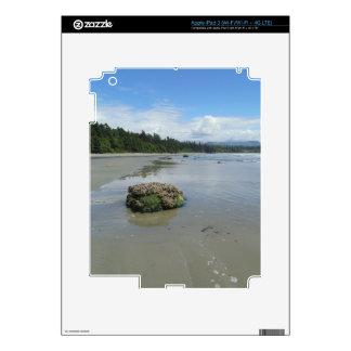 Florencia Bay Beach 1 iPad 3 Skin