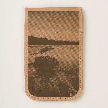 Florencia Bay Beach 1 iPhone 6/6S Case