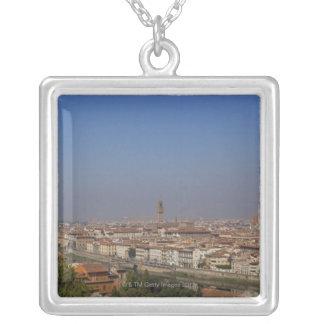 Florencia de 'Piazzale Michelangelo Colgante Cuadrado