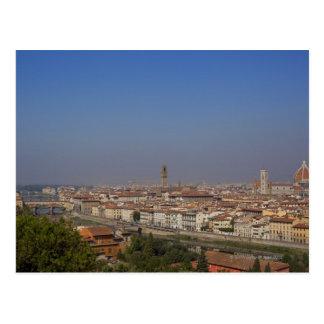Florencia de 'Piazzale Michelangelo Tarjetas Postales