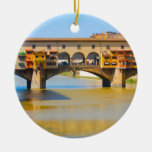 Florencia - Firenze, vecchio de Ponte Ornamento De Reyes Magos