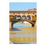 Florencia - Firenze, vecchio de Ponte Papelería