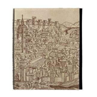 Florencia, grabar en madera medieval