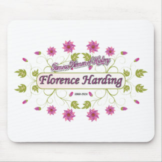 Florencia Harding mujeres famosas de Harding de Alfombrillas De Raton
