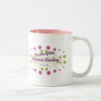 ~ Florencia Harding/mujeres famosas de Harding de  Taza