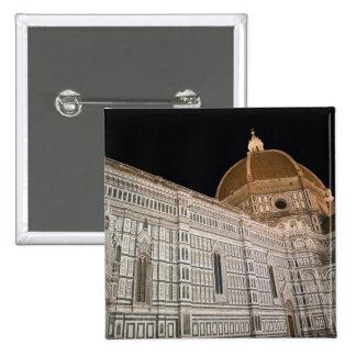 Florencia, Italia 6 Pin Cuadrado