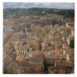 Florencia, Italia Azulejo Cuadrado Grande