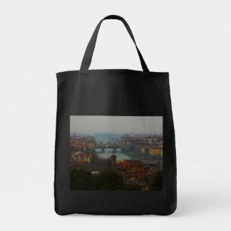 Florencia Italia Bolsa Lienzo