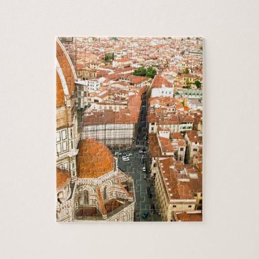 Florencia, Italia (Duomo) Rompecabeza Con Fotos