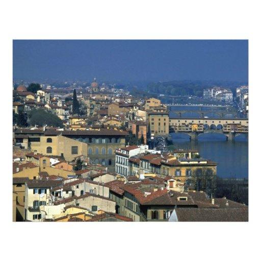 Florencia, Italia Tarjetón