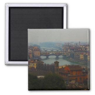 Florencia, Italia Imán De Frigorifico