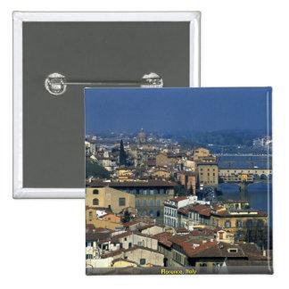 Florencia Italia Pins
