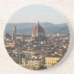 Florencia, Italia, práctico de costa Posavasos Cerveza