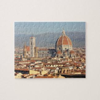Florencia, Italia Rompecabezas Con Fotos