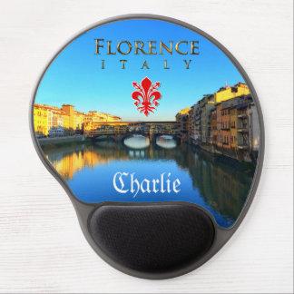 Florencia - Ponte Vecchio Alfombrilla Con Gel