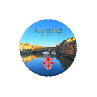 Florencia - Ponte Vecchio Latas De Caramelos