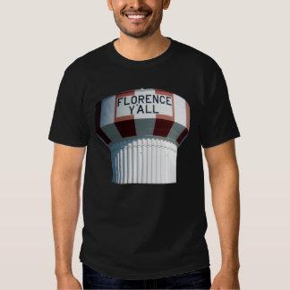 Florencia usted camiseta famosa de la torre de playera