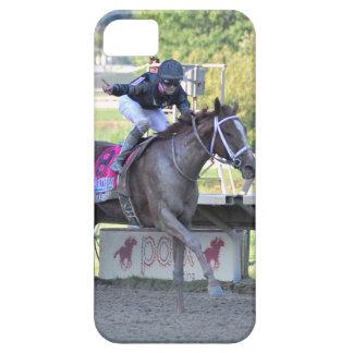 Florent Geroux Wins the Cotillion iPhone 5 Cover