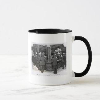 Florentine Bank Mug