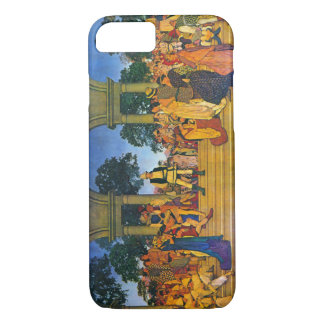 Florentine Fete 1916 iPhone 8/7 Case