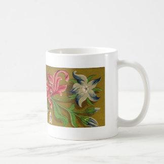 Florentine Floral Mug