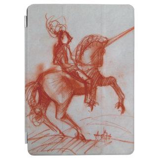 FLORENTINE  KNIGHT ON HORSEBACK iPad AIR COVER