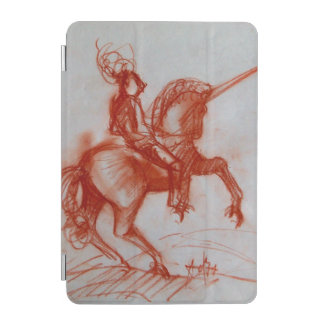 FLORENTINE  KNIGHT ON HORSEBACK iPad MINI COVER