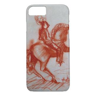 FLORENTINE  KNIGHT ON HORSEBACK iPhone 8/7 CASE