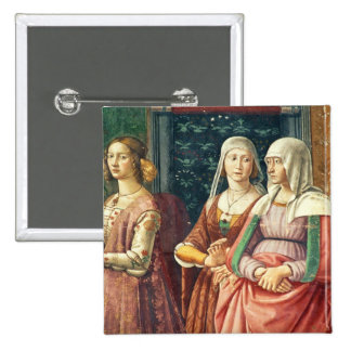 Florentine Ladies, from the Birth of St. John the Button
