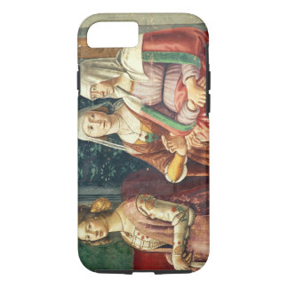 Florentine Ladies, from the Birth of St. John the iPhone 8/7 Case