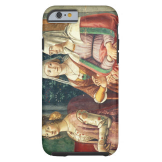 Florentine Ladies, from the Birth of St. John the Tough iPhone 6 Case