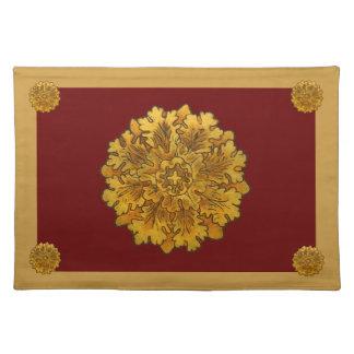 Florentine Oak Leaf Cluster Placemat