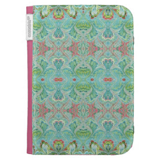 Florentine Pastel Abstract  Kindle Case