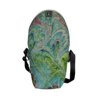 Florentine Pastel Mini Zero Messenger Bag