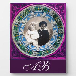 FLORENTINE RENAISSANCE ANGELS Photo Template Plaque