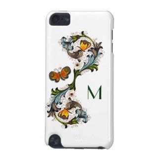 Florentine Renaissance Floral iPod Touch Case