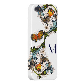 Florentine Renaissance Floral Painting iPhone iPhone SE/5/5s Cover