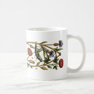 Florentine Roses Coffee Mug