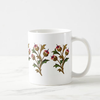 Florentine Thistle Coffee Mug
