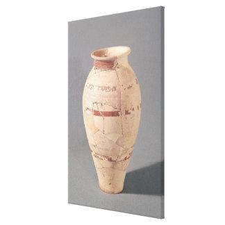 Florero, 4to-3ro siglo A.C. Impresión En Lona