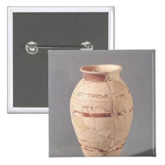 Florero, 4to-3ro siglo A.C. Pin Cuadrado