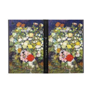 Florero con la bella arte de Vincent van Gogh de l iPad Mini Protector