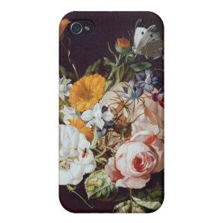 Florero de flores, 1695 iPhone 4/4S carcasas