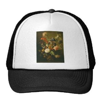 Florero de flores II Gorros