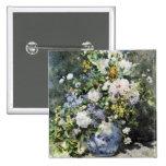 Florero de flores pins