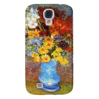 Florero de flores, Van Gogh Funda Para Galaxy S4