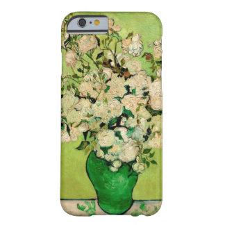 Florero de rosas de Van Gogh Funda Para iPhone 6 Barely There