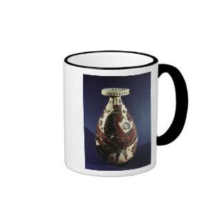 Florero del estilo del Proto-Corinthian con una es Tazas De Café