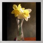 florero del narciso impresiones