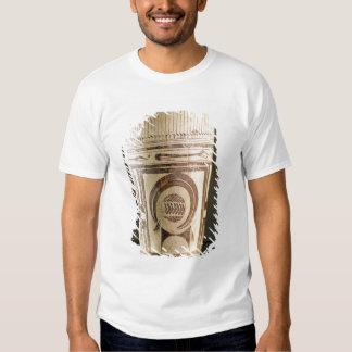 Florero, estilo I, de Susa, Irán, 5000-4000 A.C. Poleras